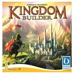 Portada del Juego de Mesa Kingdom Builder