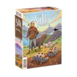 Juego de Mesa Silk