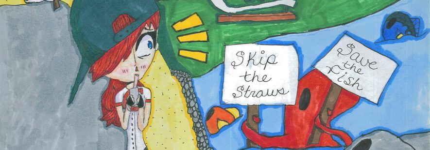 Skip the Straw artwork