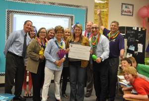 Teacher Grants 2013 DakotaSandifer,Inter,Ipads