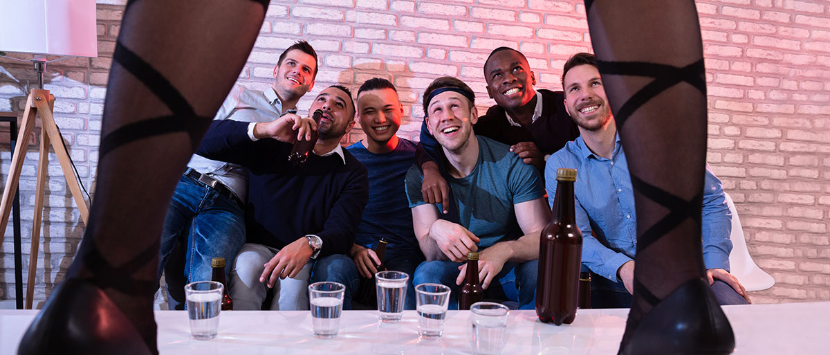 The best bachelor party in NYC by Banana Split