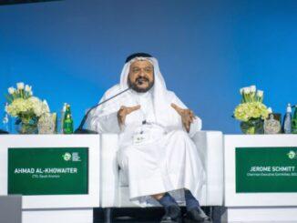 Aramco chief technical officer Ahmad al-Khowaiter -Energy News Beat