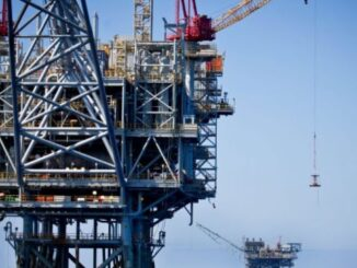 Leviathan and Tamar fields, which sit off Israel's Mediterranean - Energy News Beat