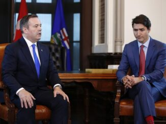 Jason Kenney and Justin Trudeau - Energy News Beat