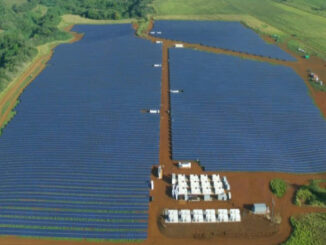 Decarbonizing the electric - Energy News Beat - Tesla 13MW solar farm