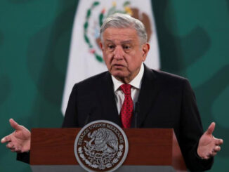 Mexico president threatens constitutional change if power bill struck down