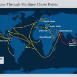 Oil transit routes through choke points - EnergyNewsBeat