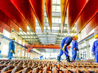 China and green energy drive copper -energy News beat