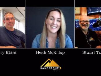 Heidi Terry and Stu - Energy News Beat Podcast