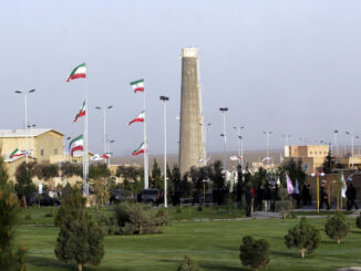 Iran flags - Energy News Beat
