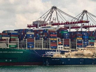 Total Realizees Frances first ship to containership LNG bunkering - EnergyNewsBeat.com