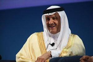 Saudi energy minister Abdulaziz bin Salman
