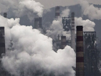 chinese greenhouse gas emissions now larger than those of developed countries combined