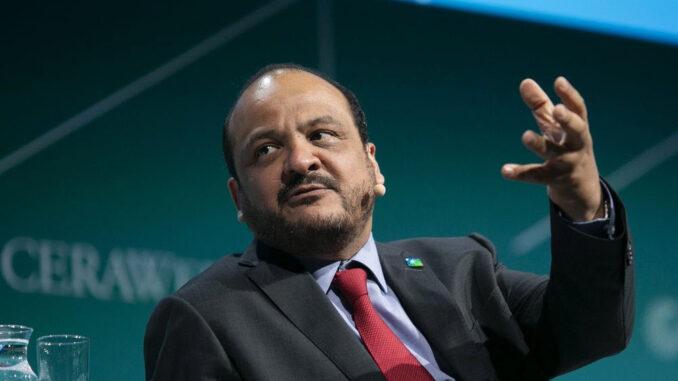 Ahmad Al-Khowaiter - Cater Smith - Bloomberg - Energy Newsbeat
