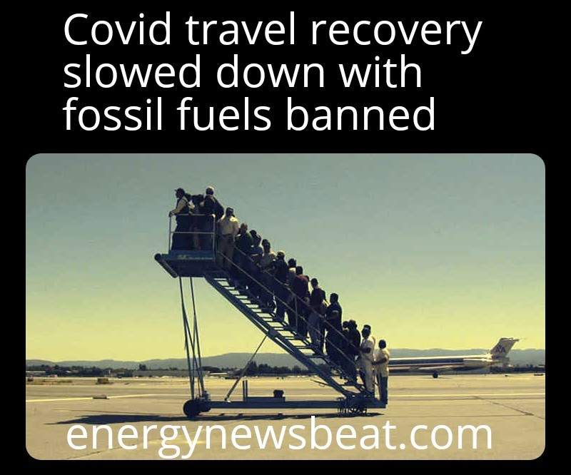 Flight with no fossil fuels