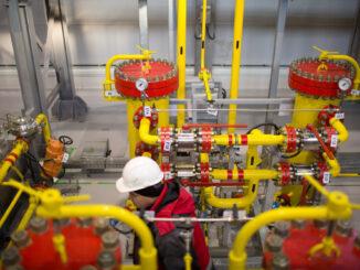 Gazprom Pipe - leak - energynewsbeat.com