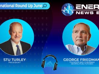 Dr. George Freidman - Geo Political Futures