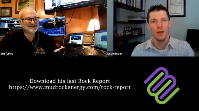 Mudrock Energy - Podcast