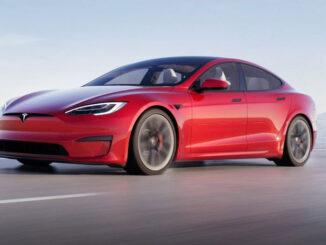 Tesla Model S Plaid -EnergyNewsBeat - Tesla
