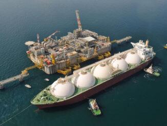 Adriatic LNG Terminal - offshore levante