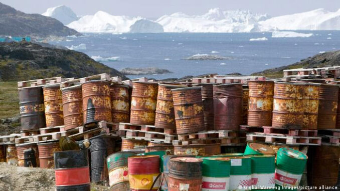 Greenland stops oil and gas exploration - ENB