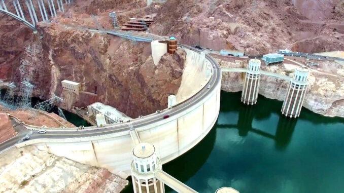 Hoover Dam water shortage