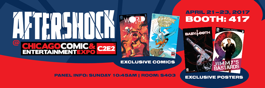 AfterShock at C2E2 2017