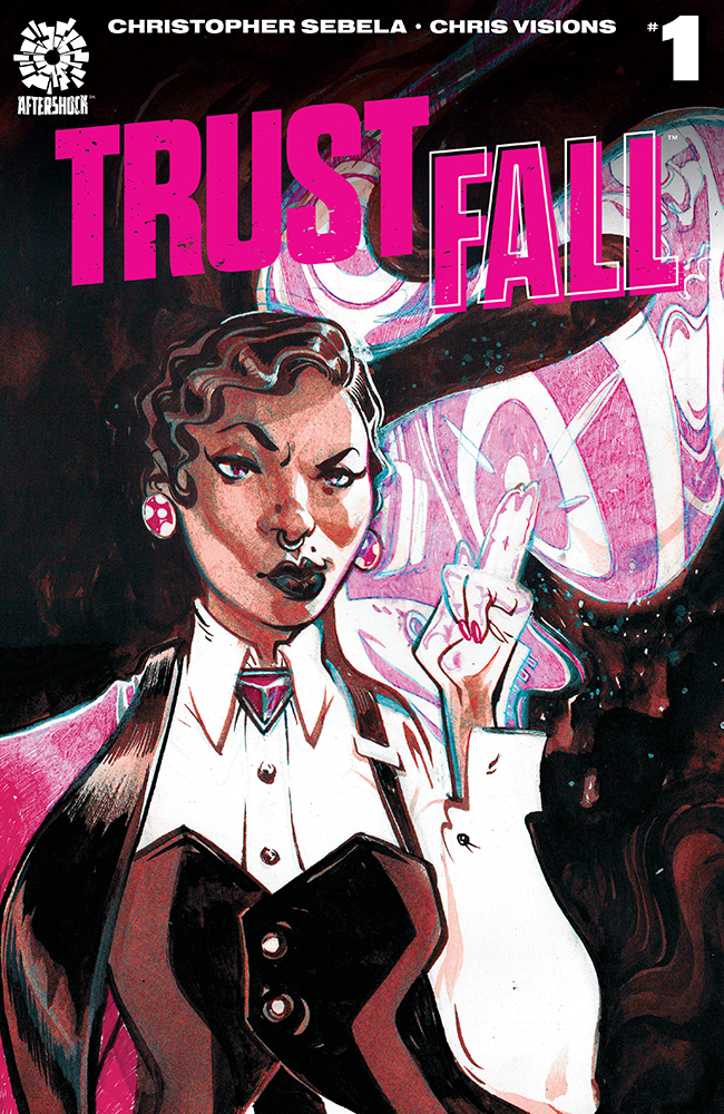 """Deadline: """"Trust Fall"""" – First Look At New Heist Tale With a Super-Powered Twist"""