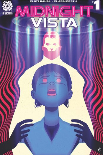 """The Hollywood Reporter: """"Midnight Vista"""" Comic Explores Life After an Alien Abduction"""