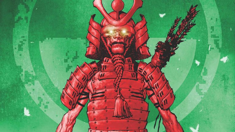 The Hollywood Reporter: 'Disaster Inc.' Comic Will Pit Ghost Samurai Against Tourists