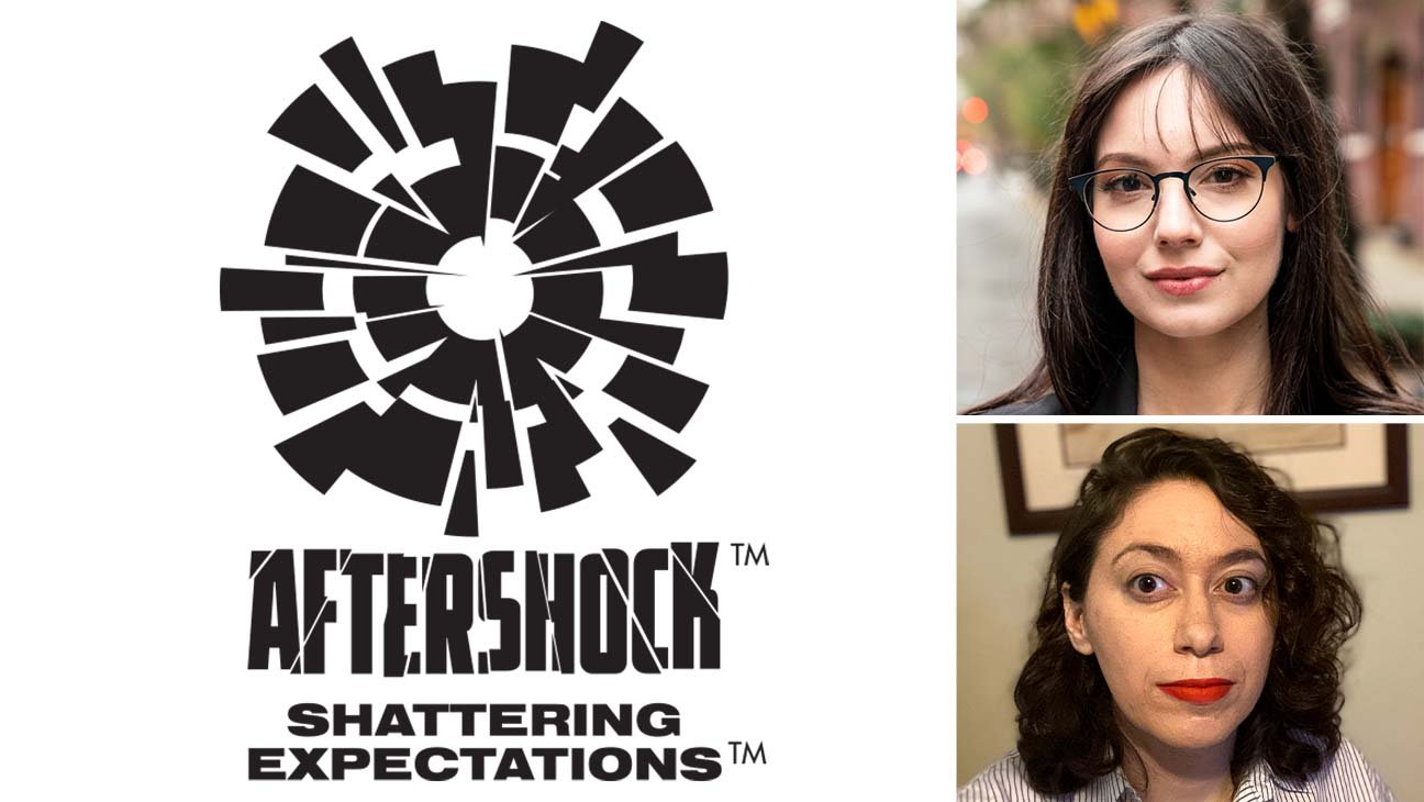 AfterShock Comics Hires New Marketing, Community and Design Managers
