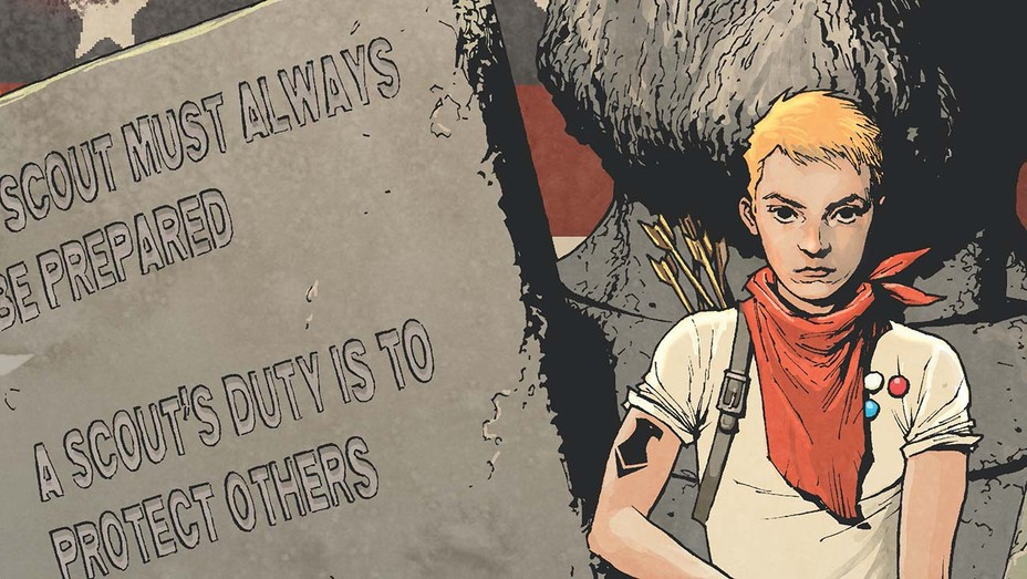 Post-Apocalyptic Comic 'Scout's Honor' in the Works