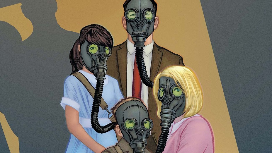 Alternate History Comic 'Nuclear Family' in the Works