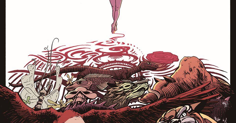 Cullen Bunn and Dalibor Talajić Bring Eden to AfterShock Comics