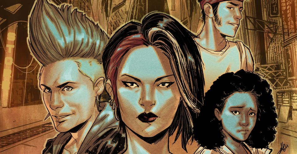 Silver City: AfterShock Comics Announces New Supernatural Series (Preview)