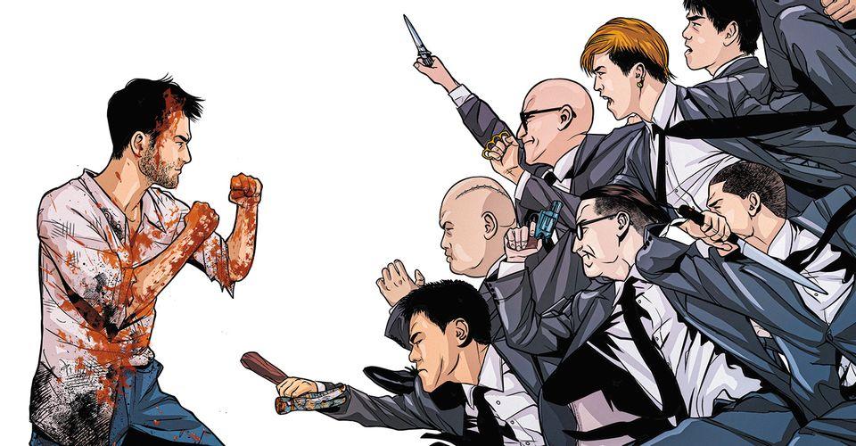 Search for Hu: Orlando, Tsuei & Rubine Team for Cross-Cultural Action Thriller