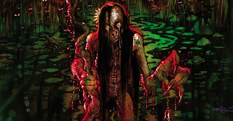 AfterDark: AfterShock Comics Announces New One-Shot Horror Anthology