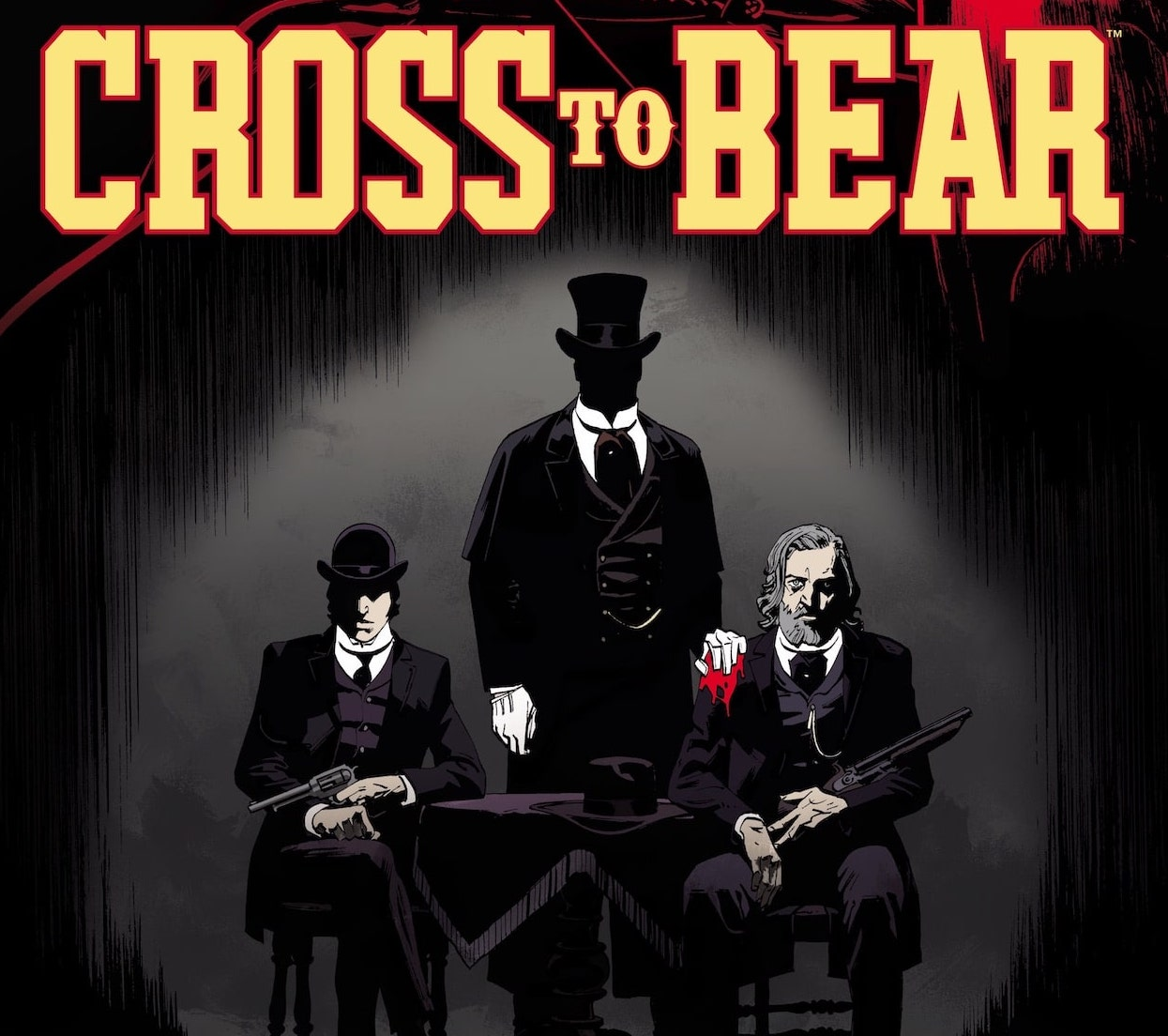 AfterShock First Look: Cross to Bear #1