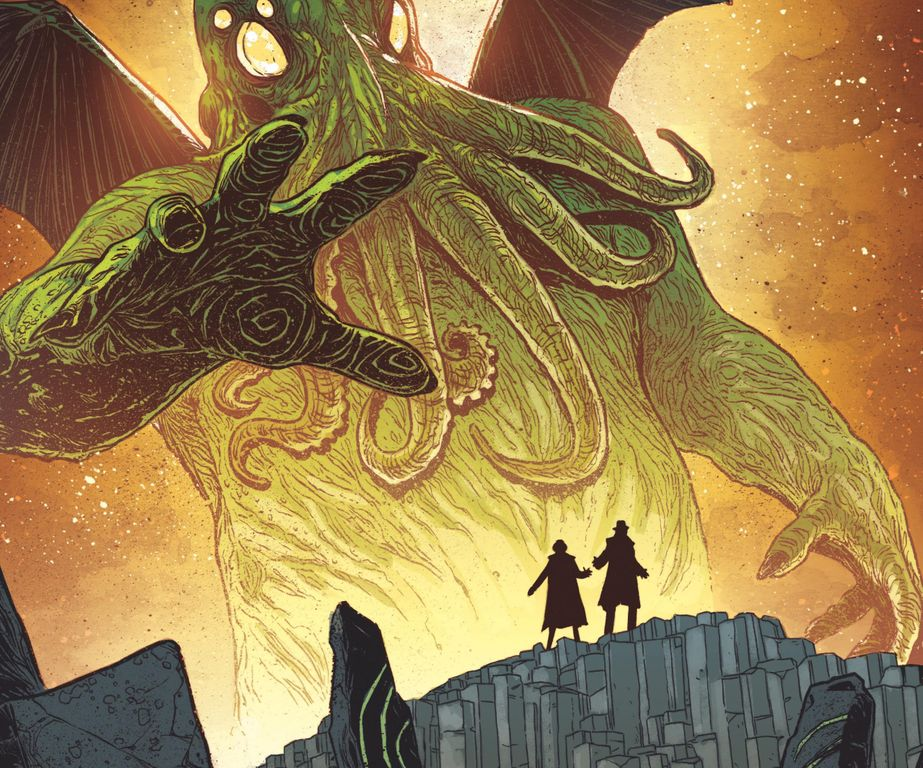 AfterShock First Look: Miskatonic: Even Death May Die