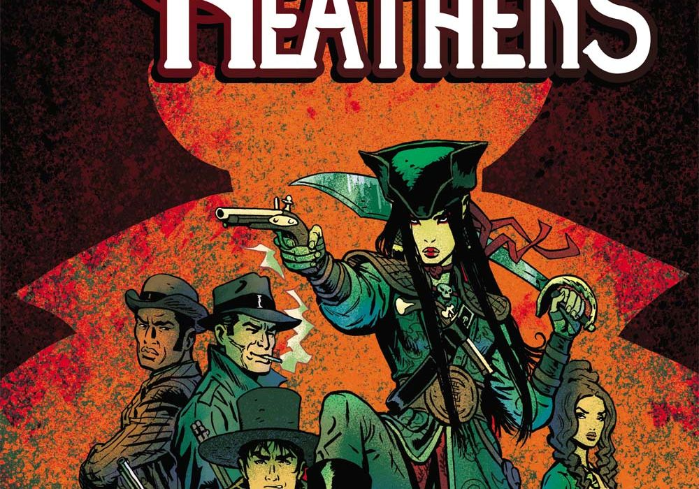 "AfterShock Announces ""The Heathens"""