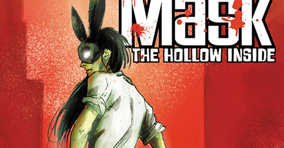 Bunny Mask Returns to AfterShock Comics for Volume 2 (Exclusive)