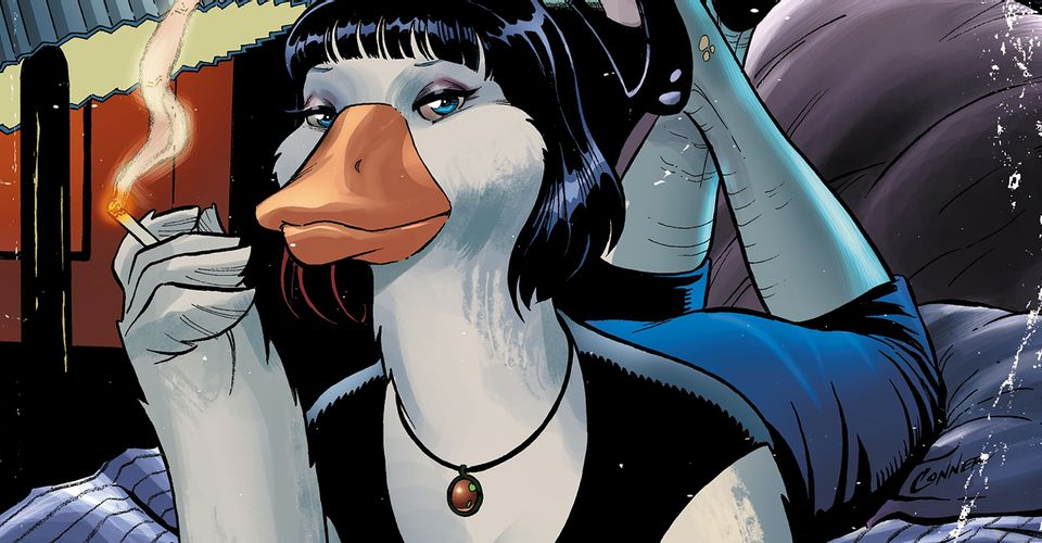 Tales of Mother F. Goose Turns Your Favorite Fairy Tales Into a Tarantino Movie