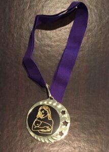 Moms deserve medals