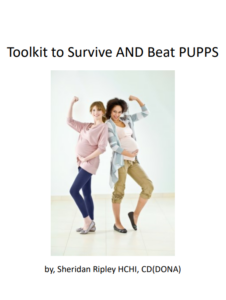 cover of Survive PUPPS book