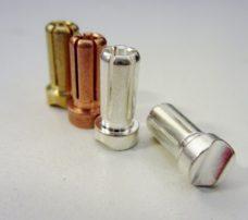 5mm Bullet Plugs