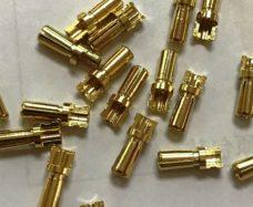 3.5mm Bullet Plugs