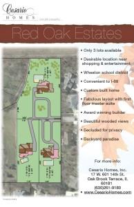 Red Oak Estates poster