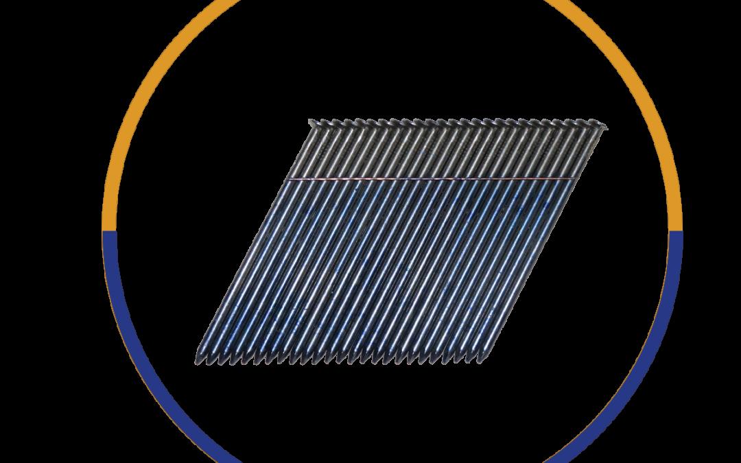 28° Wire Strip Nails