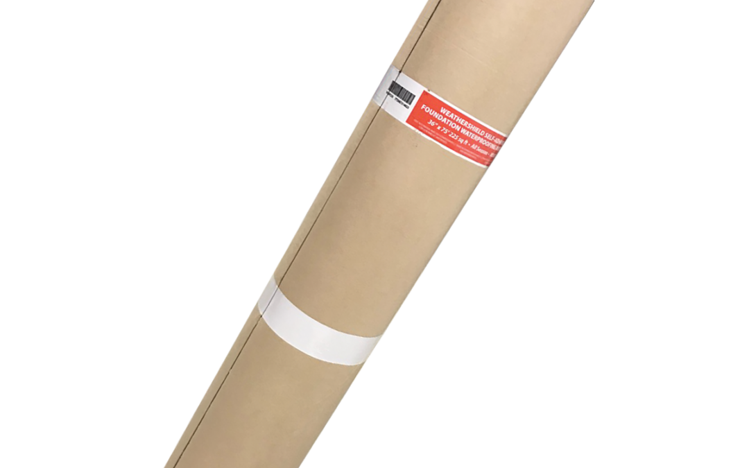 Foundation Protection Membrane