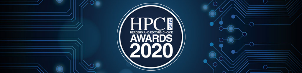 MemVerge Receives Honors in 2020 HPCwire Readers' and Editors' Choice Awards